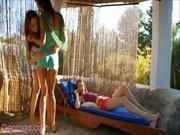 Vika Natasha och Beata