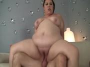 Titta här bbw fet bounce