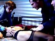 Sonia Topazio naken sexscener från Quatro