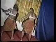 afrikansk naken kön dans