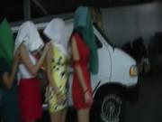 Verkliga tonåringar nakna bootcamp