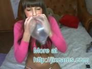 Rumänska flicka anal på cam