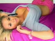 Melissa Debling på EliteTV 1