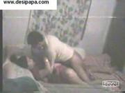 Gift indisk par hemliga hemgjord sex