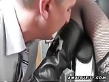 Svenska mamma homemade porr