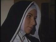 Sexig nunna knullas analt av ministern