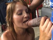 Sadie - Interracial Milf