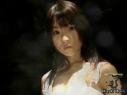 Japanska sexig djuptryck idol