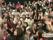 CFNM med 100 japanska amatörer